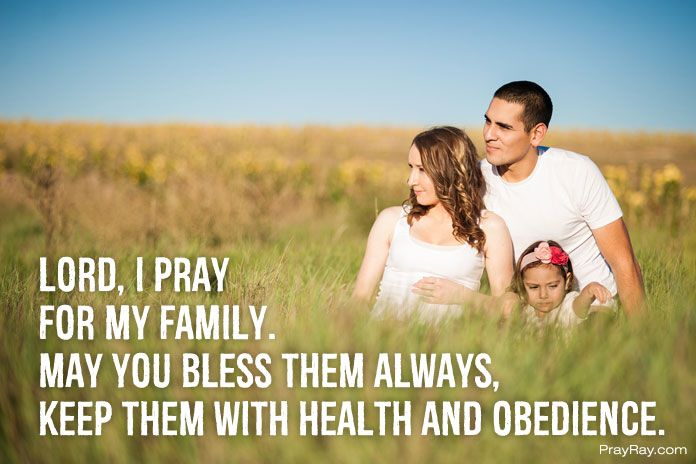 family prayer quote