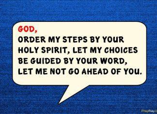 PRAYER FOR GUIDANCE, Direction, Clarity, Wisdom