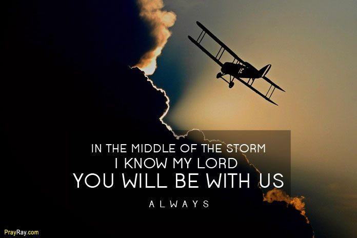 short prayer for protection