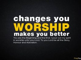 WORSHIP MEANING in Spirit and Truth