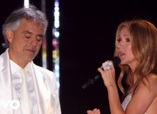 the prayer celine dion and andrea bocelli