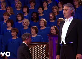 andrea bocelli the lords prayer