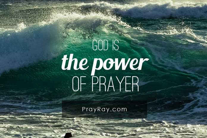 Power Of Prayer Quotes Cool WHAT IS THE POWER OF PRAYER Bible Verses And Quotes