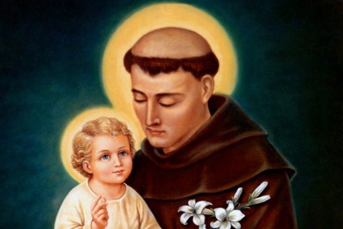 st anthony prayer