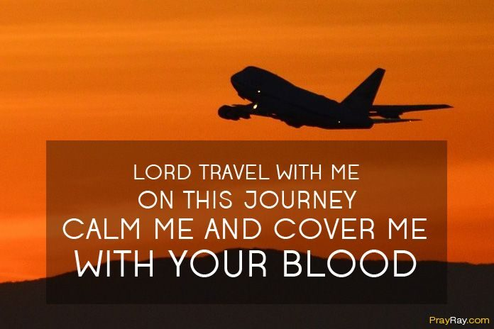 Petition prayer for traveling grace