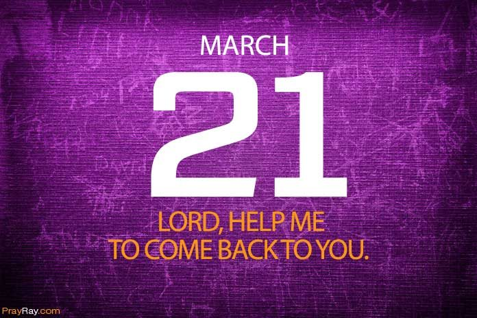 God will restore what was lost