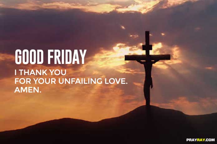 GOOD FRIDAY 2020 What does the Crucifixion of Jesus mean?