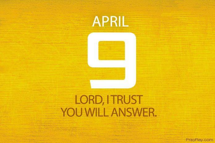 God always answers