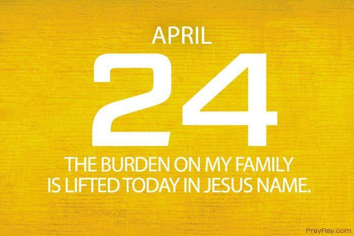 Jesus takes my burdens away