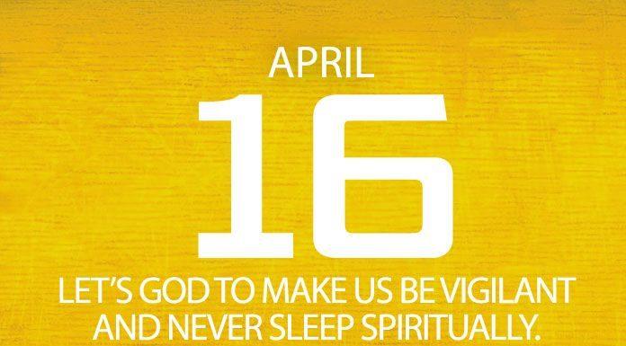 Awake Spiritual Sleep Prayer for Today
