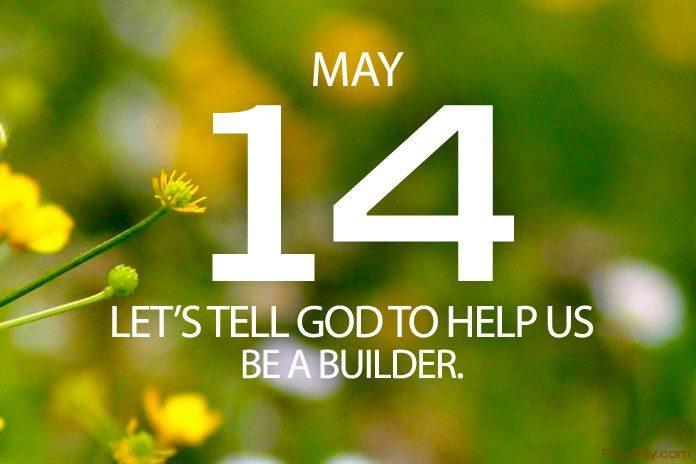 build faith in God