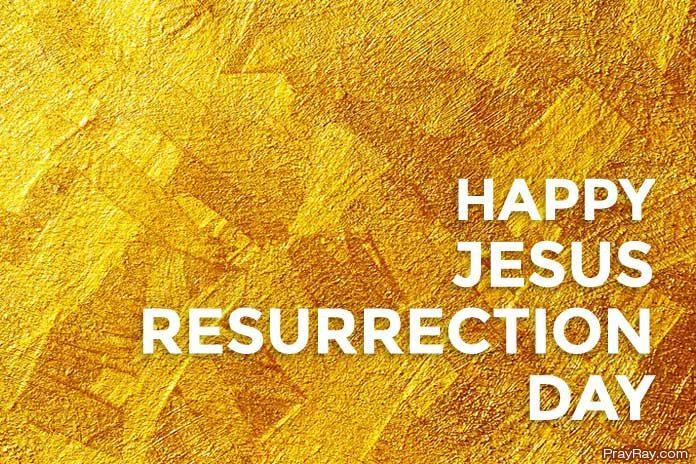 Easter Sunday Happy Jesus Resurrection Day