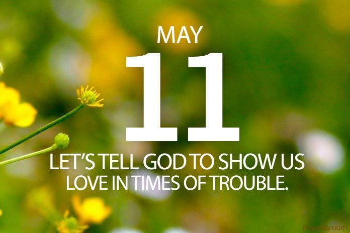 God is there in times of troubles
