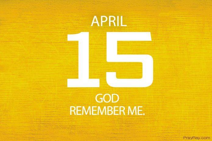 God will never leave or forsake us