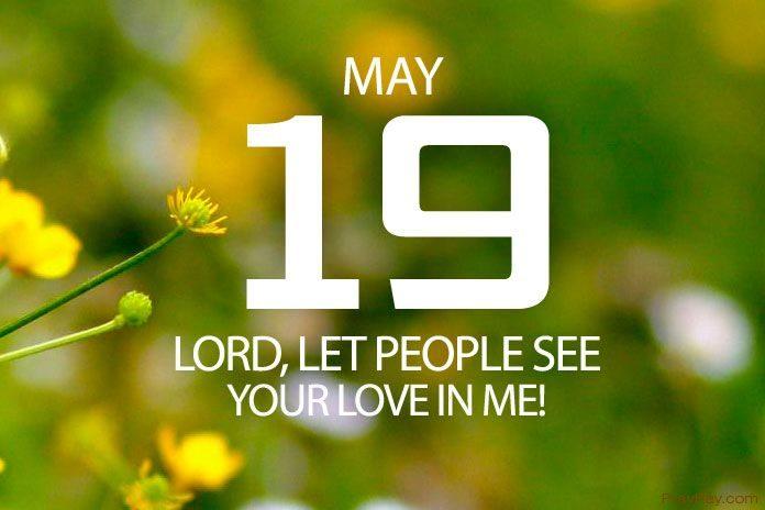 sharing God's love