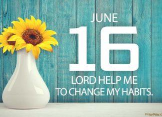godly habits change