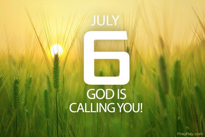 purpose of God's calling