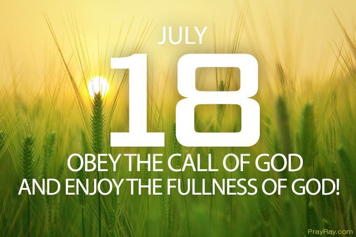 obey God completely