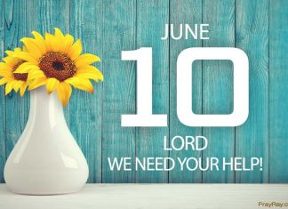 Lord we need your help