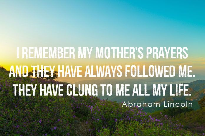MOTHER'S DAY Quotes and Short Prayer for happy Mothers Day