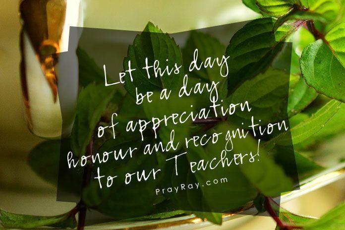 teacher appreciation day 2018
