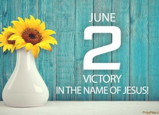 Claim victory over sin