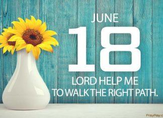 walk the right path