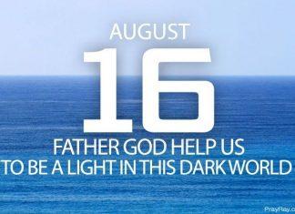 be light in a dark world