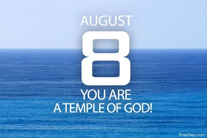 our body as temple of god