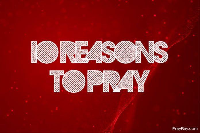 why must i pray