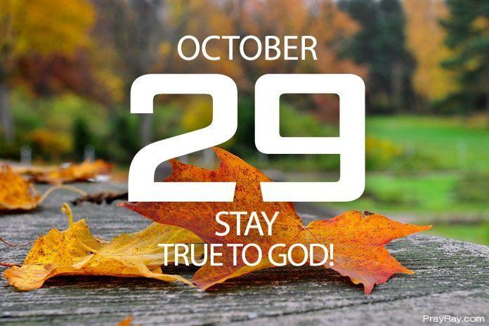 staying true to god