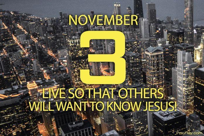 be ready for jesus return