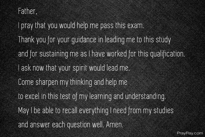Examen prayer