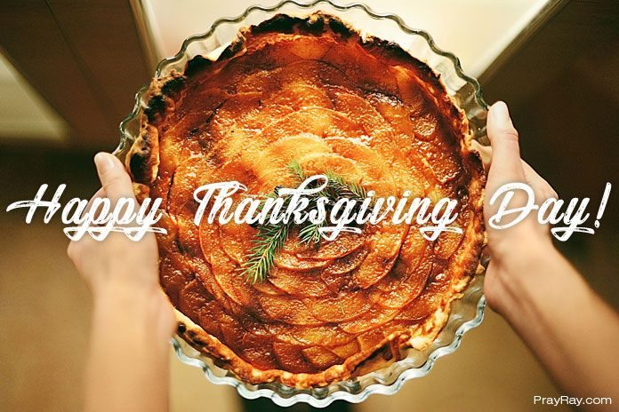 thanksgiving dinner prayer