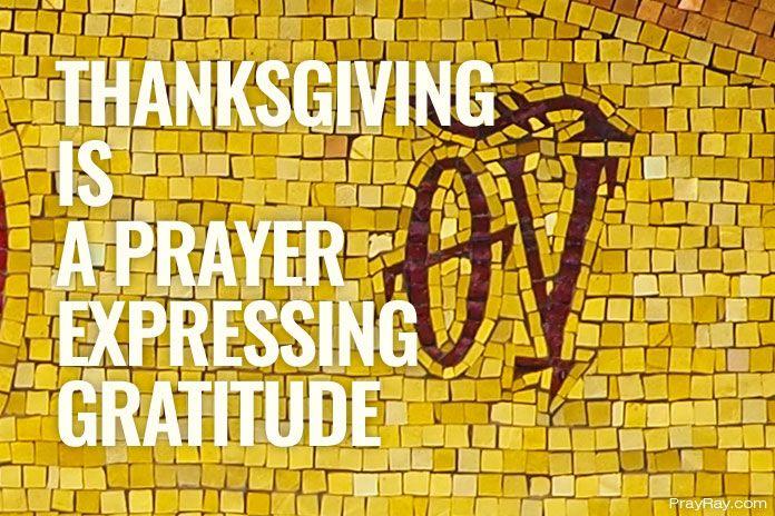 christian thanksgiving prayer