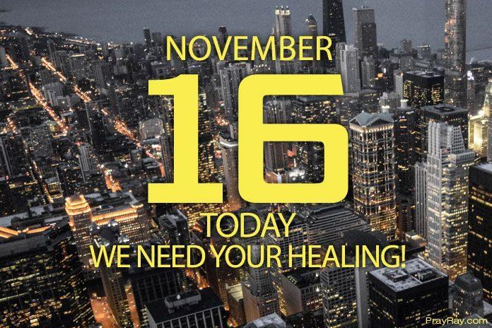 healing power of jesus christ