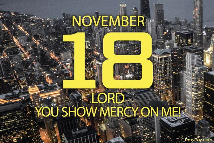 show mercy to others