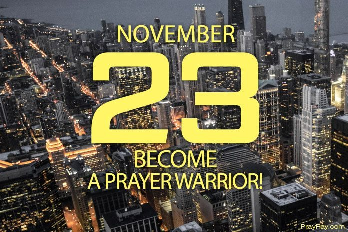 become a prayer warrior