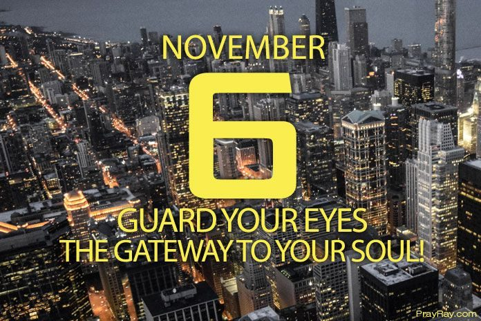 guarding your eyes