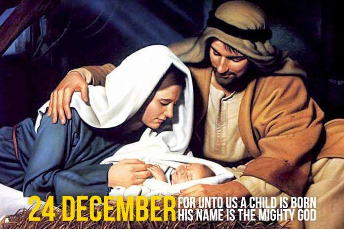 christmas eve prayer
