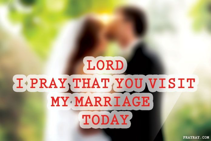 prayer for marriage reconciliation
