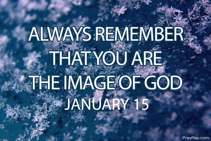 true image of God