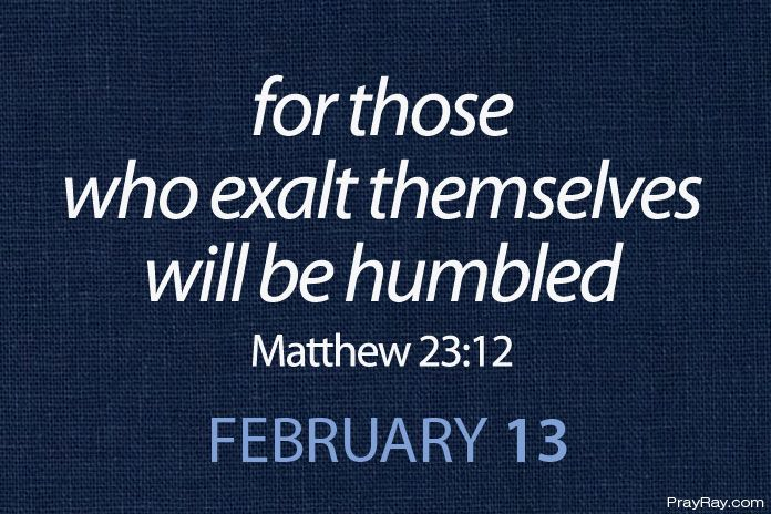 humility and obedience