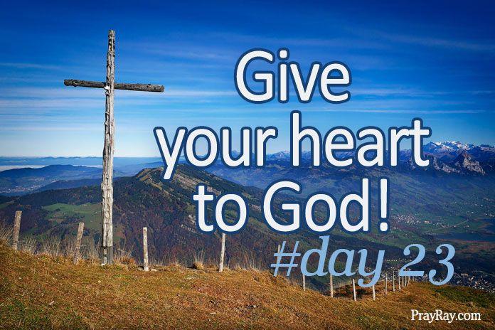 God's love transforms us