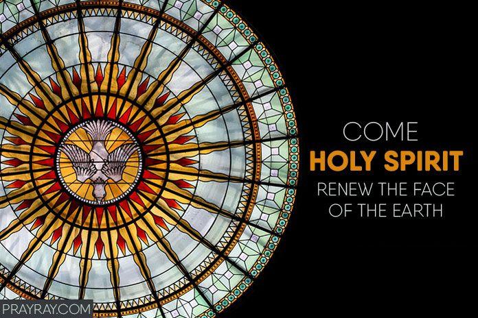 Prayer for Pentecost Sunday
