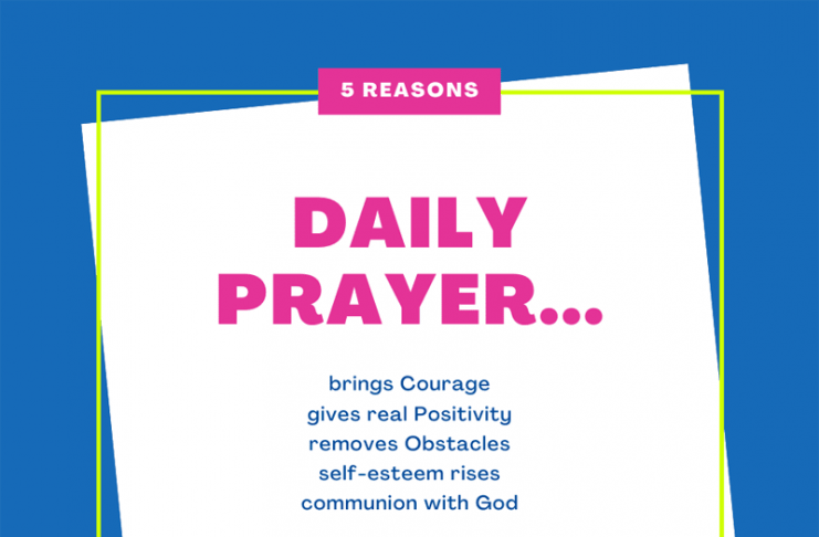 Short daily prayer