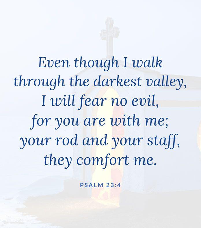 covid prayer for family