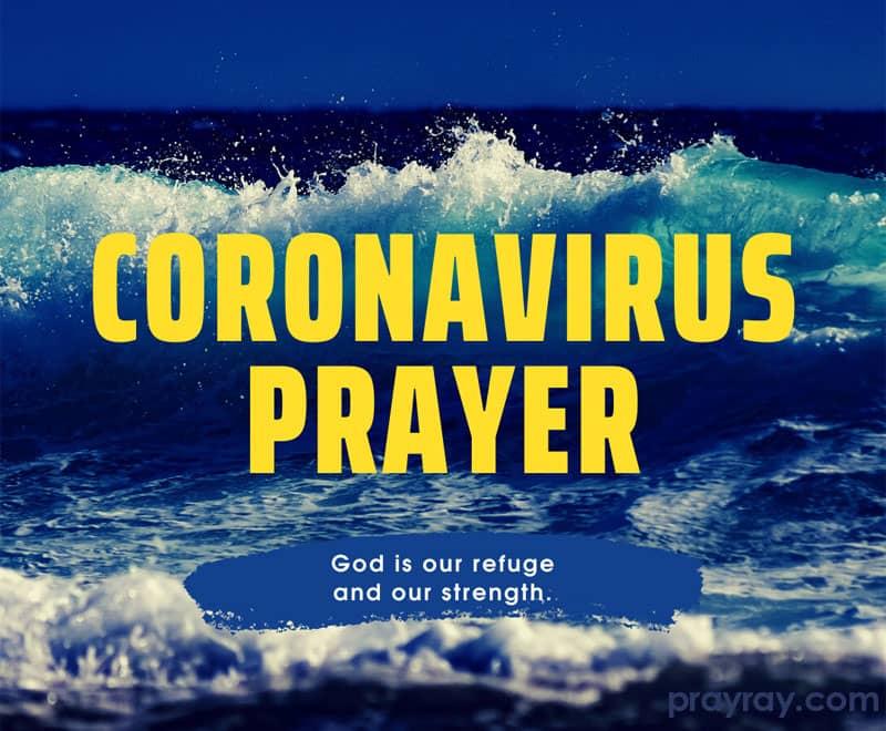 Coronavirus prayer pandemic