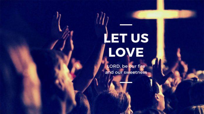 praise and worship of God