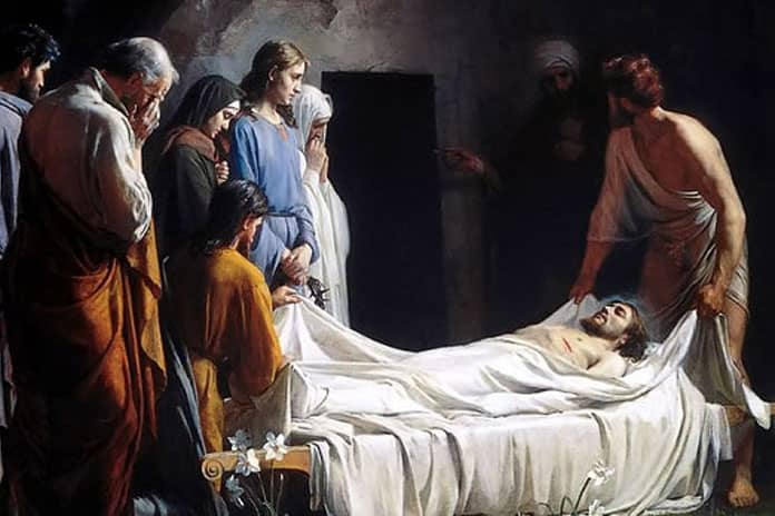 Holy Saturday meaning
